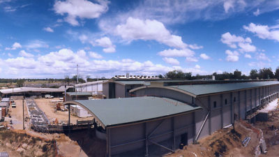 Meat Processing Facility – Dinmore