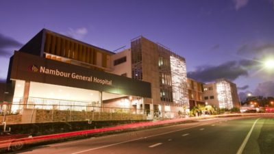 Nambour General Hospital – New Ward Block